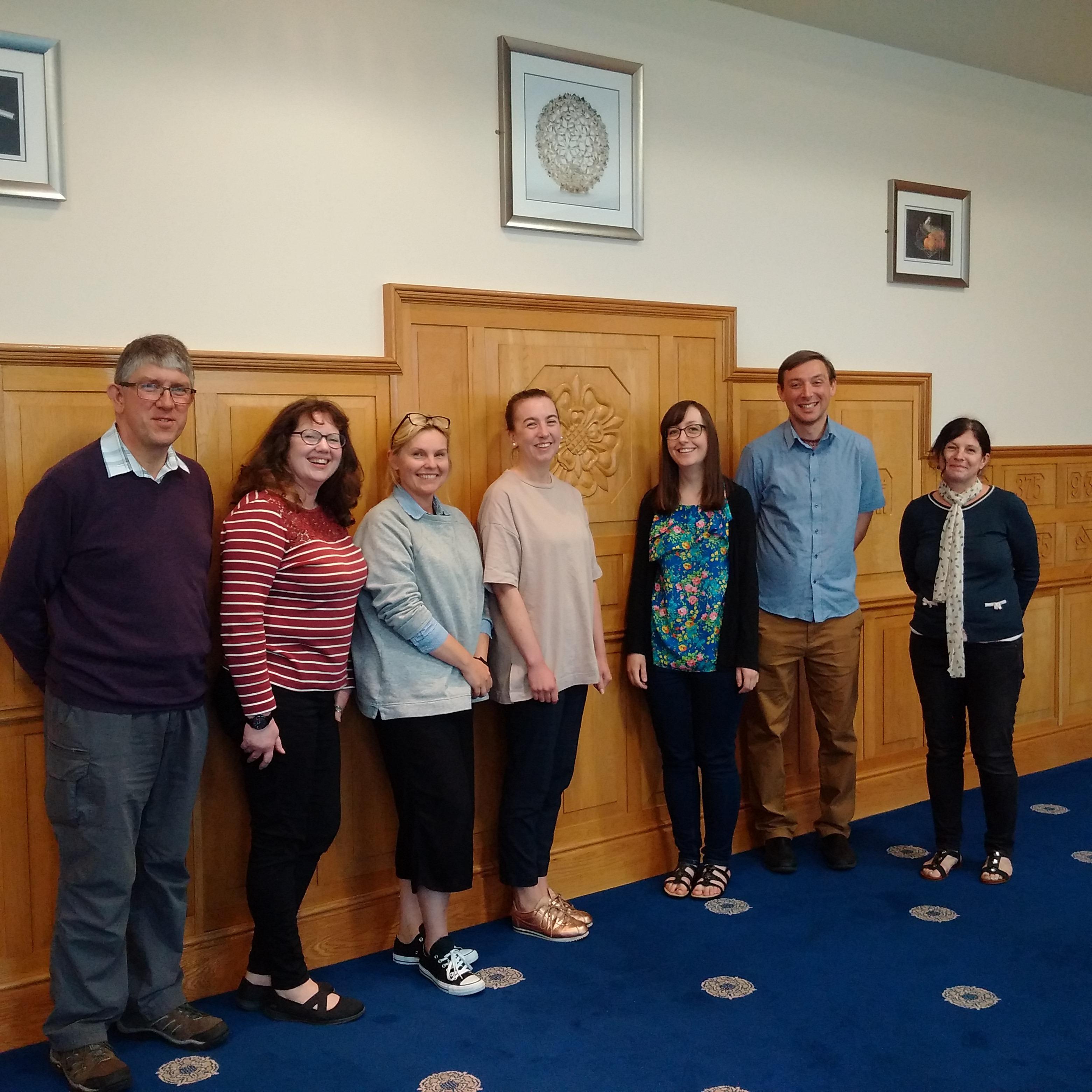 Museums Sheffield Staff Visit Sheffield Assay Office