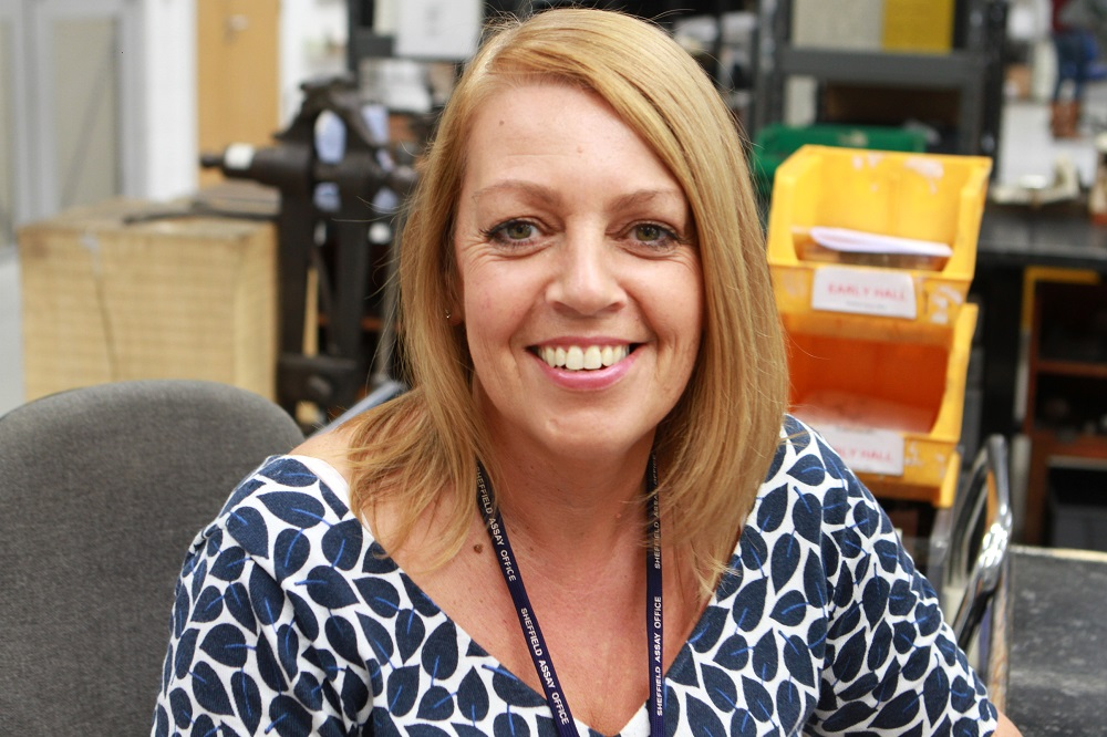 Jackie Walker - Hallmarking Production Manager